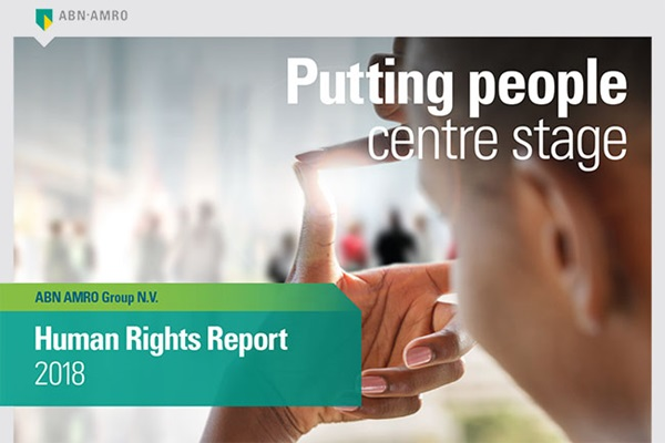 ABN AMRO releases its second Human Rights Report