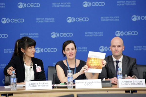 OECD Forum on Responsible Mineral Supply Chains