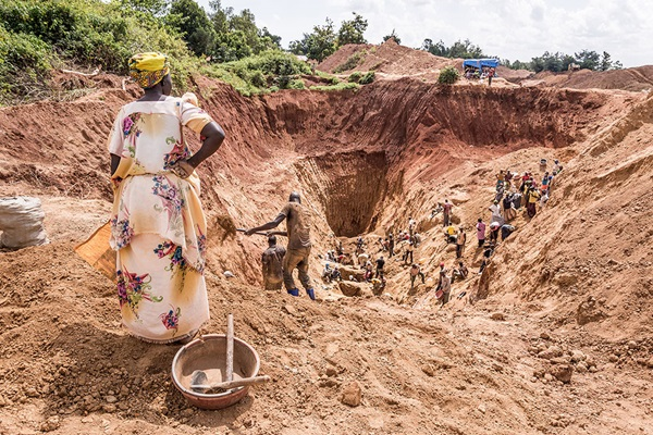 Improve small-scale gold mines